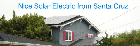 10 panel solar electric system