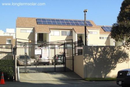 urban solar panels