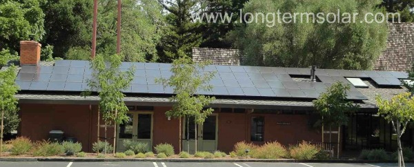 18 KW Solar Electric Church